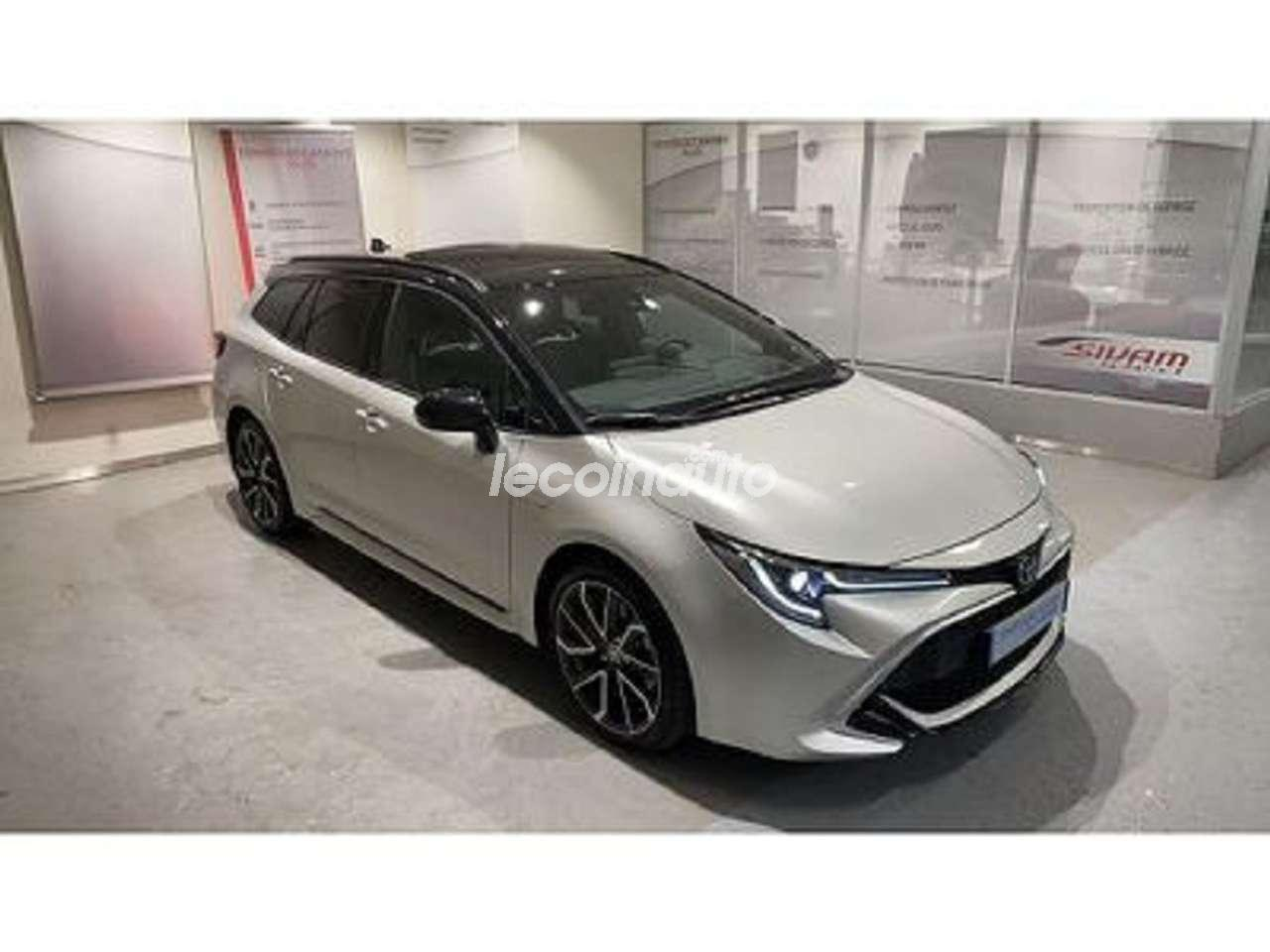 Toyota Corolla Touring Sports Hybride 184h Collection