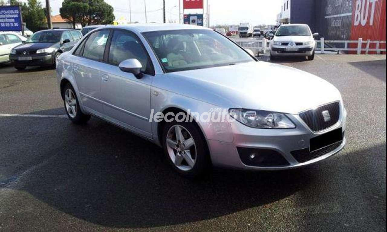 SEAT Exeo 2.0 TDI CR REFERENCE