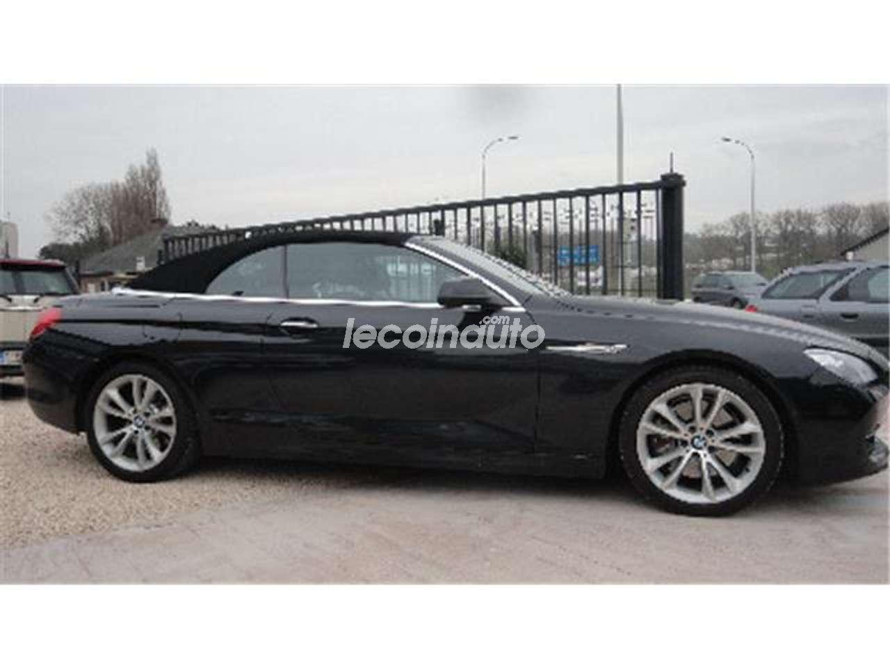 BMW 640 i Cab 320ch Luxe A