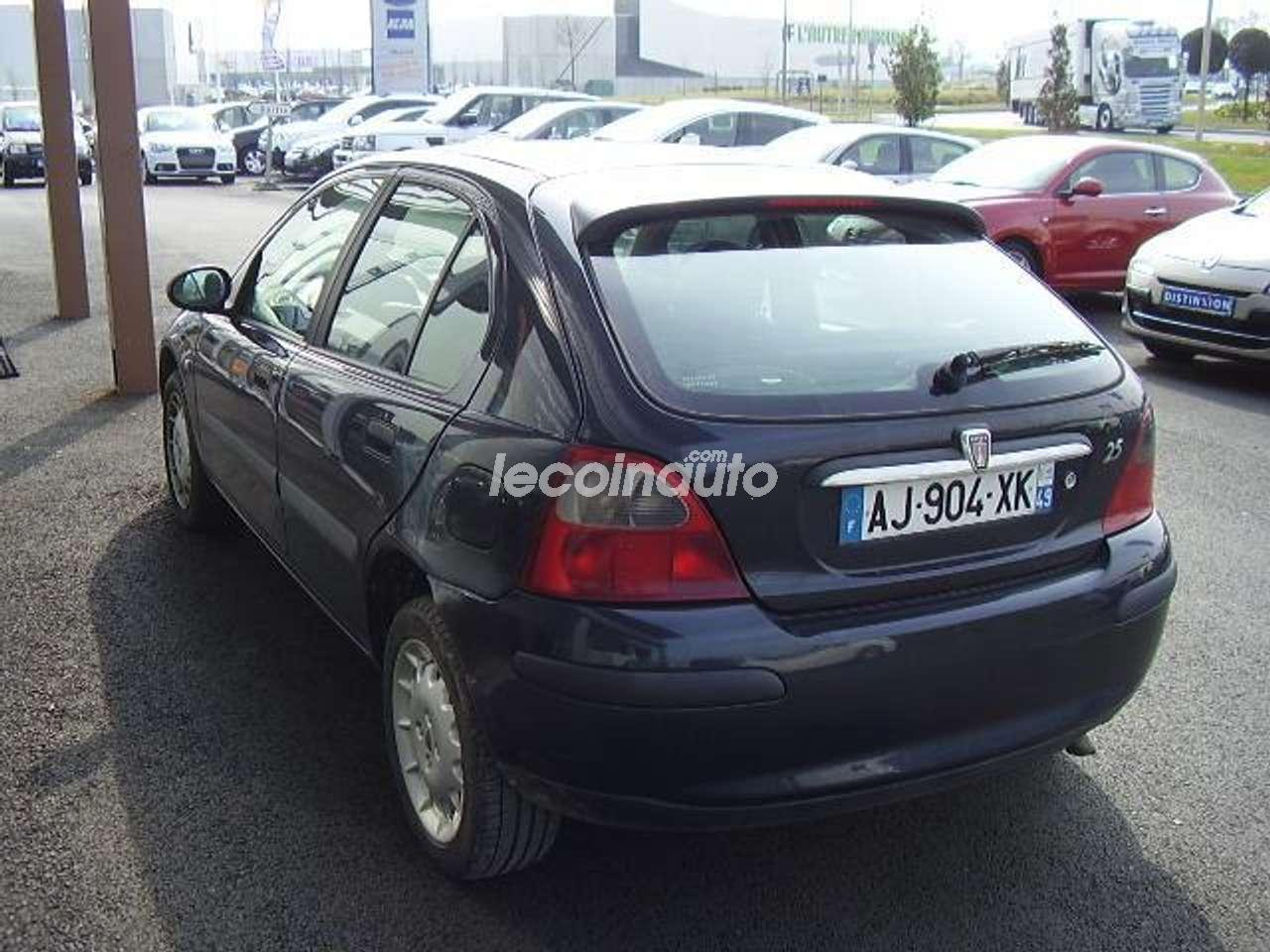 Rover 25 2.0 D TURBO PACK 5P