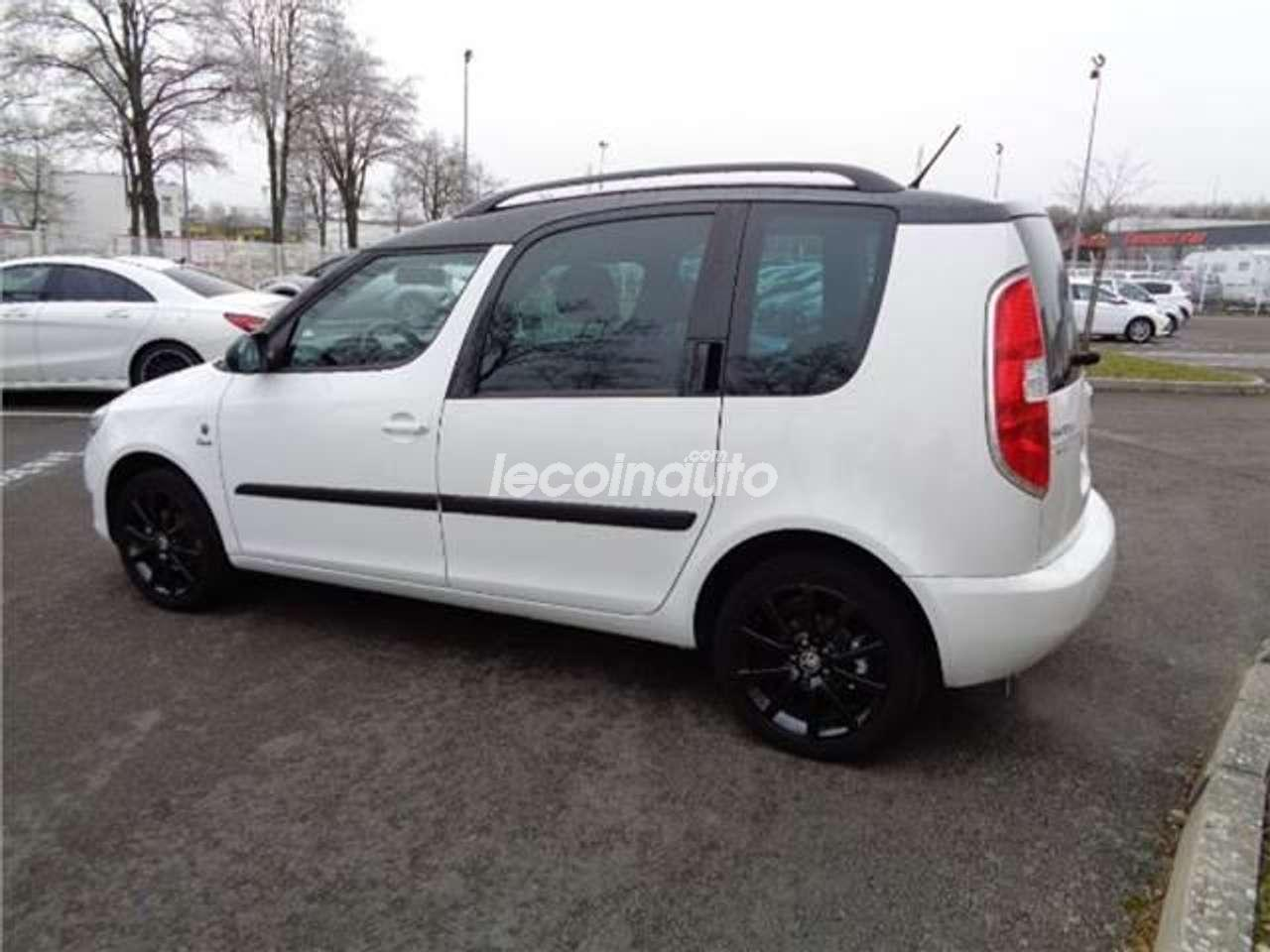 Skoda Roomster roomster 1.2 TSI 85ch Visage