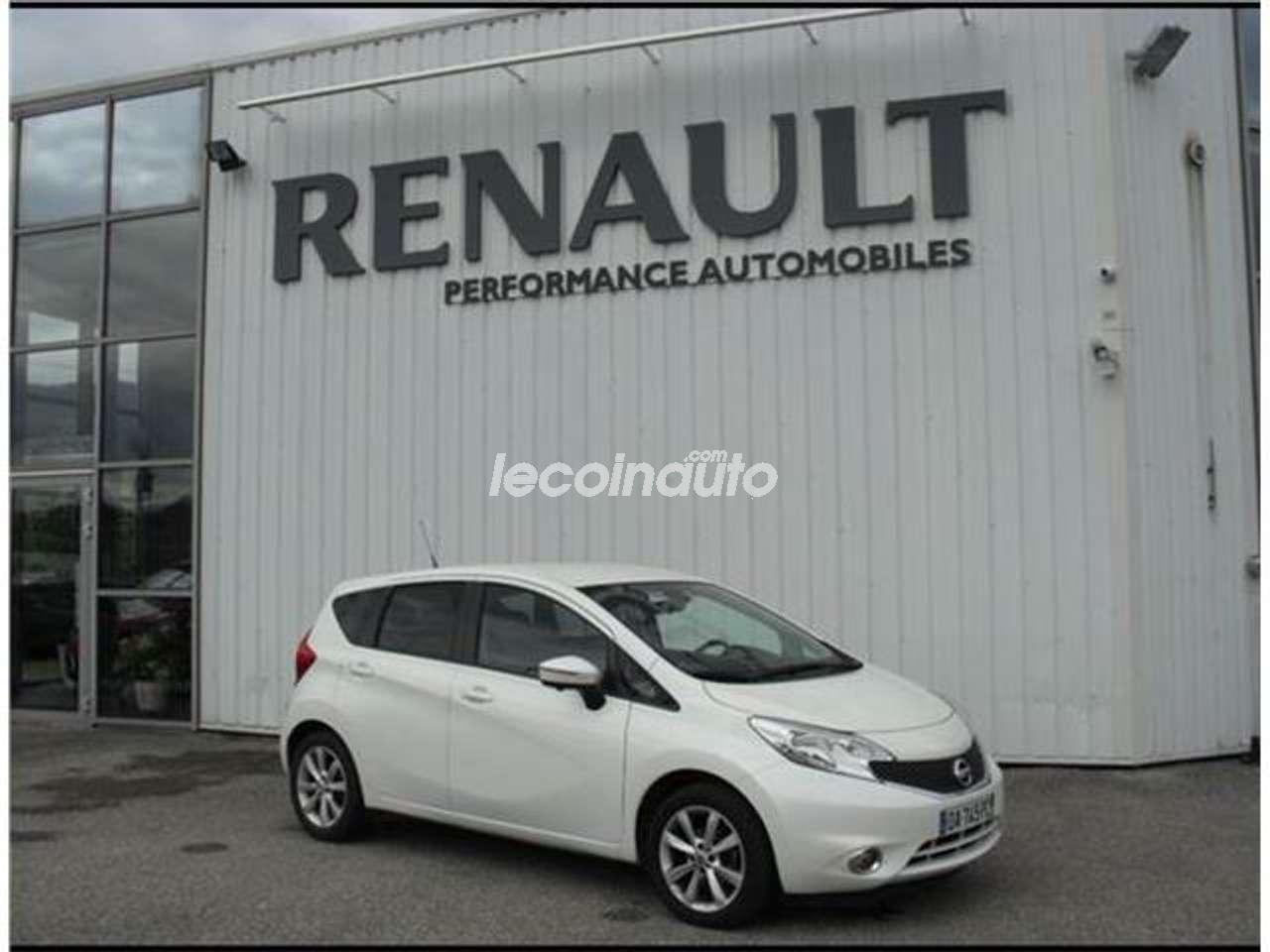 Nissan Note note TEKNA DCI 90