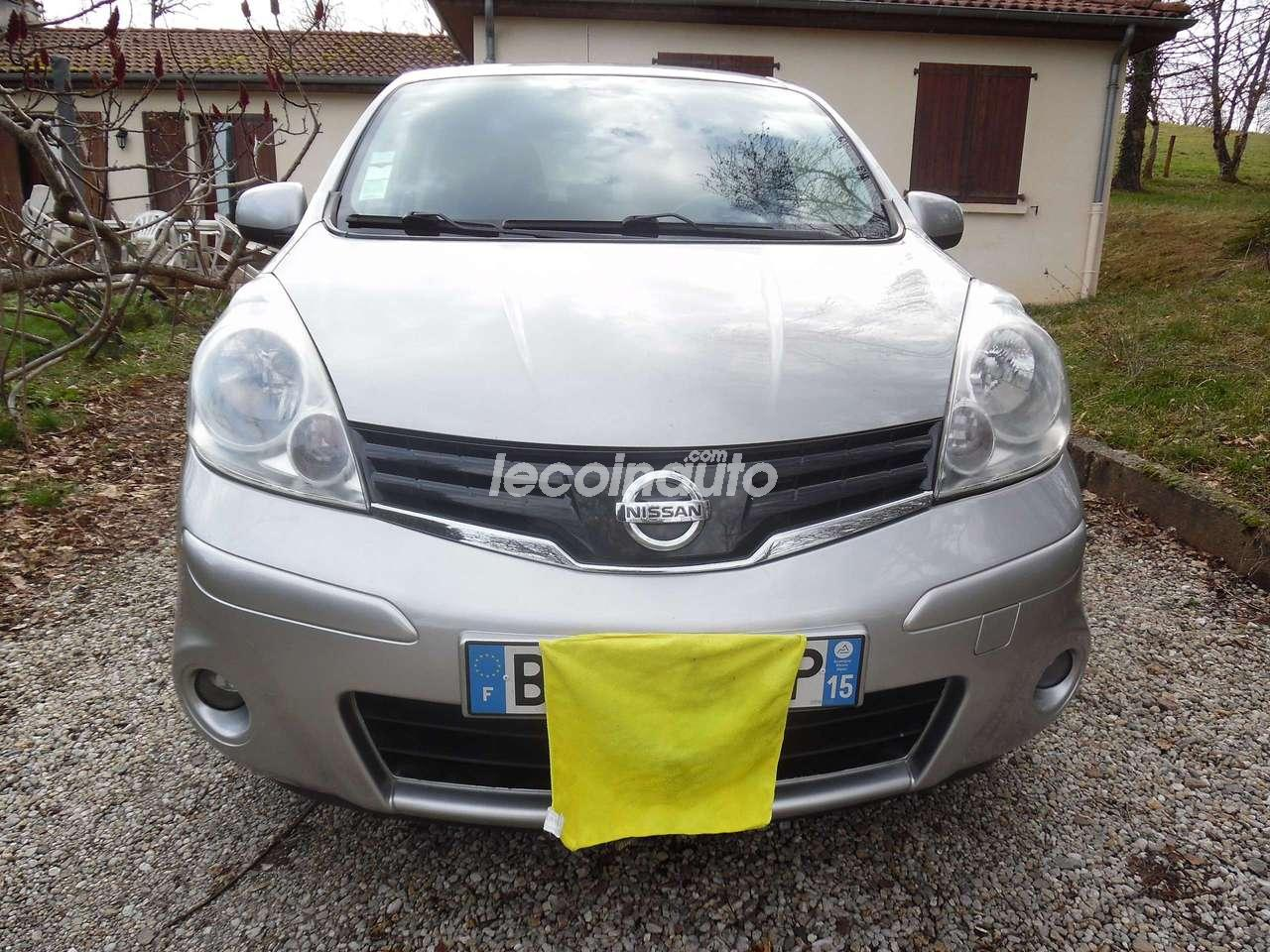 Nissan Note 1.5 dCi 86 ch Euro IV Life