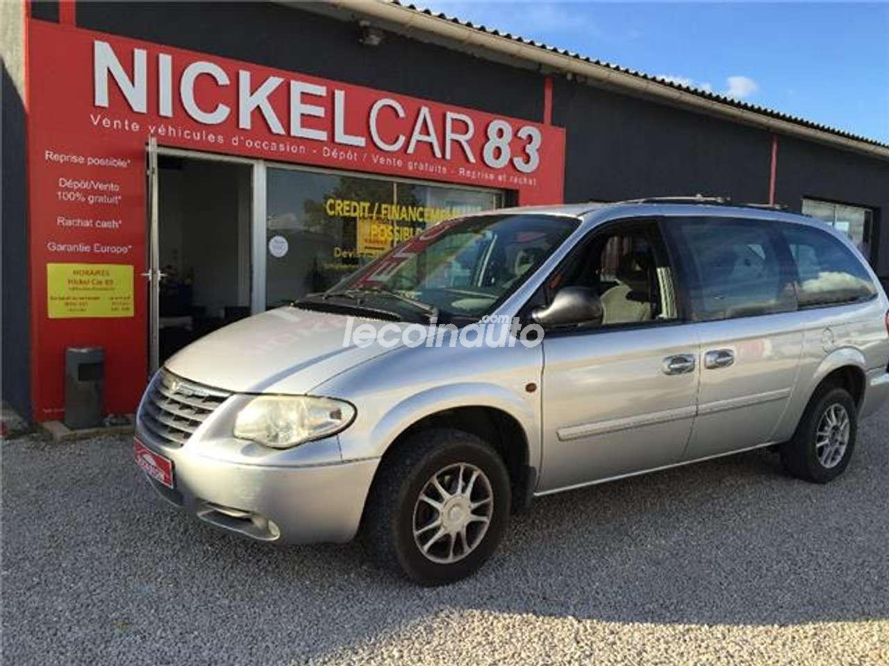 Chrysler Grand Voyager 2.8 CRD Stow'n Go LX A 5