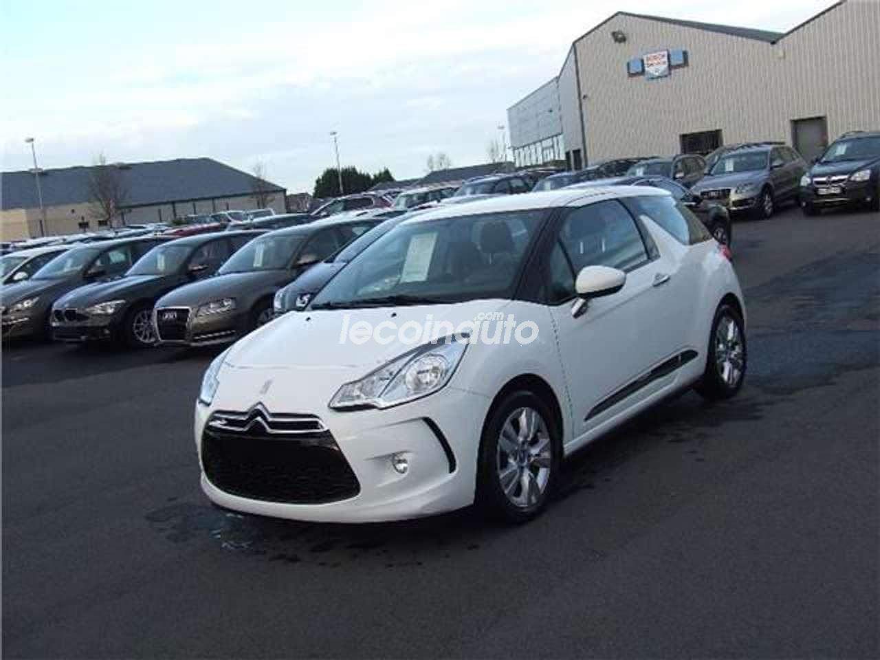 Citroen DS3 ds3 1.4 HDI70 CHIC