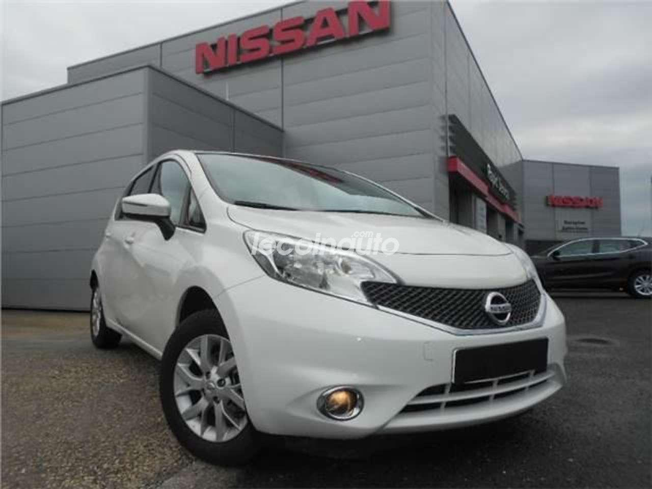 Nissan Note note DCI 90 CONNECT EDITION