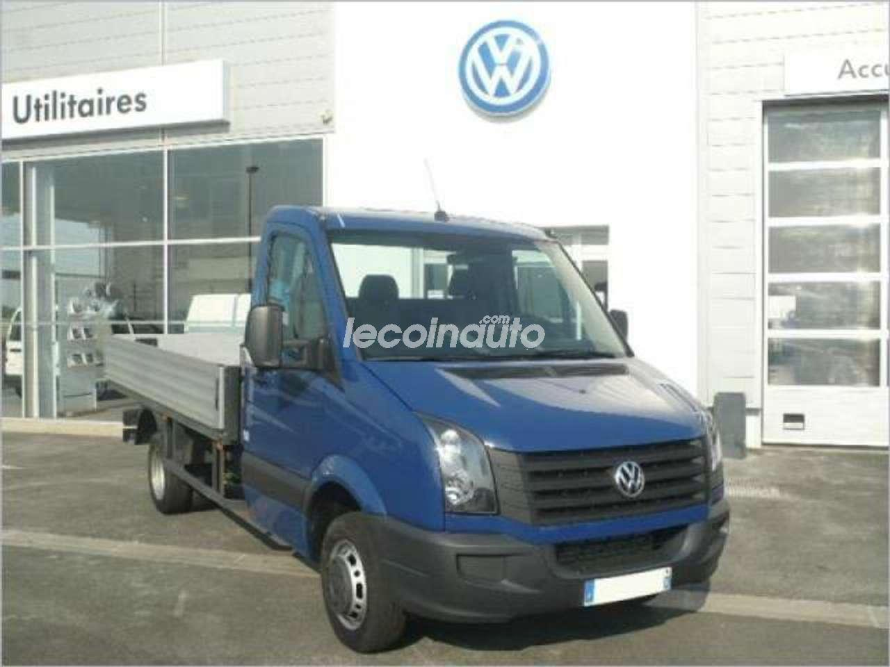 Volkswagen Crafter CRAFTER CHASSIS CABINE 50A L2 2.0 TDI 109 FAP EURO