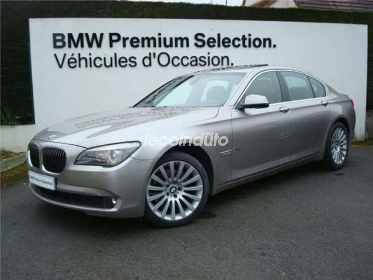 BMW 740 Serie 7 xd Exclusive