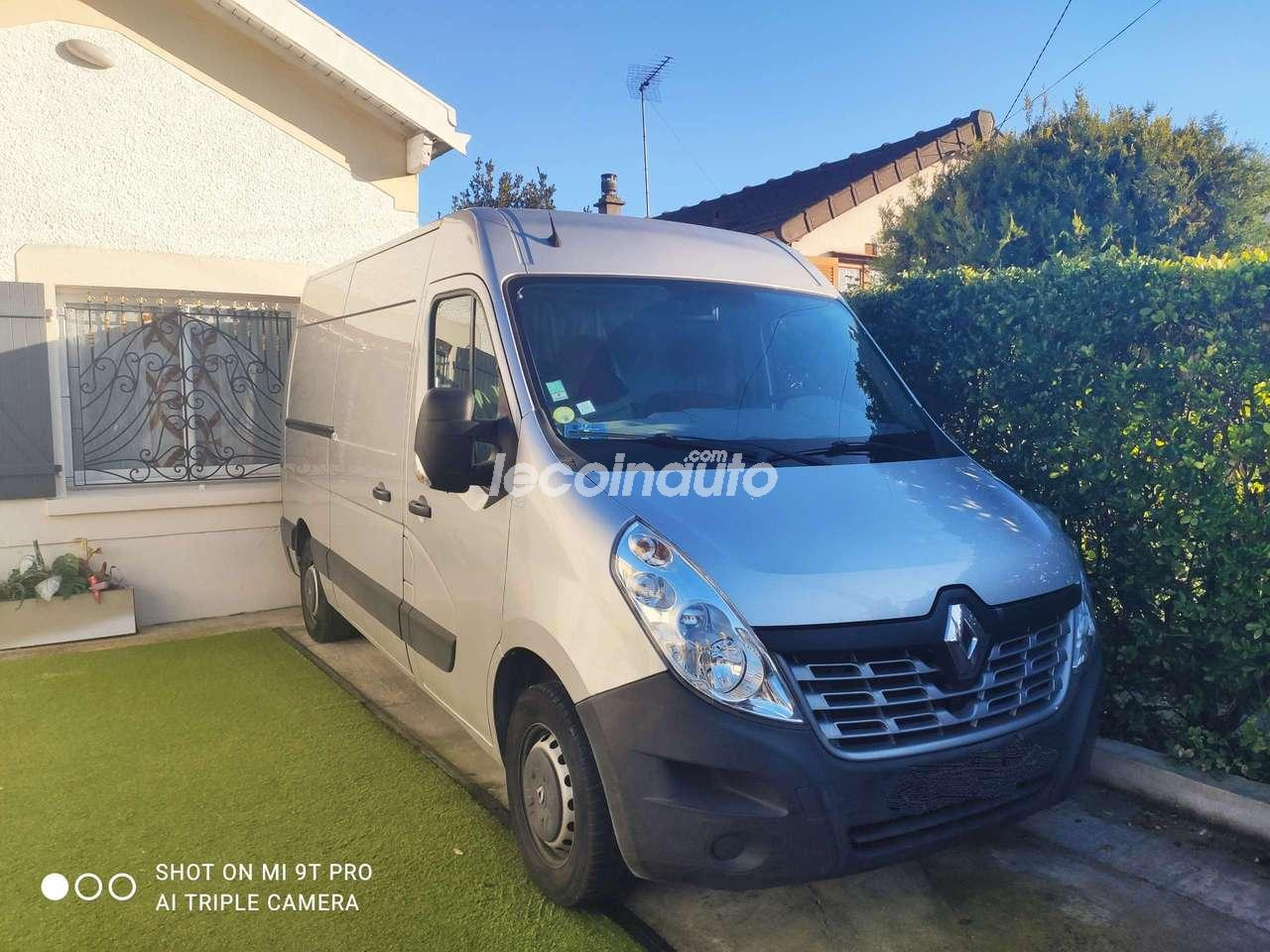 Renault Master CDC L2 3.5t 2.3 dCi 135 ENERGY GRAND CONFORT